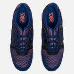 Кроссовки ASICS Gel-Lyte III Chameleoid Mesh Pack Blue Print/Orange фото- 4
