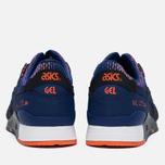Кроссовки ASICS Gel-Lyte III Chameleoid Mesh Pack Blue Print/Orange фото- 5