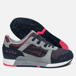 Кроссовки ASICS Gel-Lyte III Chameleoid Mesh Pack Medium Grey/Guava фото- 1