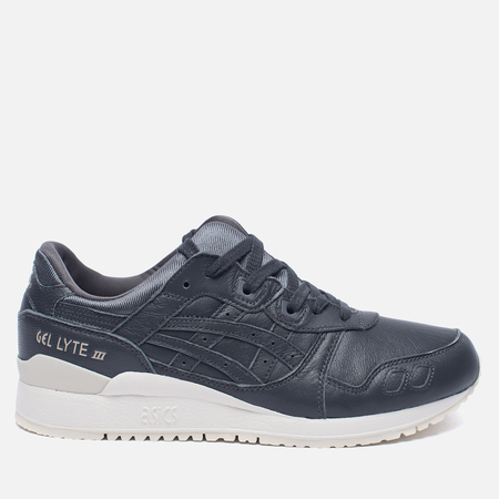 Кроссовки ASICS Gel-Lyte III Metallurgy Pack Dark Grey/Dark Grey