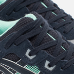 Кроссовки ASICS Gel-Lyte III Grey/Dark Blue/Mint фото- 3