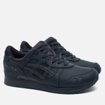 Кроссовки ASICS Gel-Lyte III Leather India Ink фото- 2