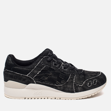 Кроссовки ASICS Gel-Lyte III Japanese Denim Pack Black/Black