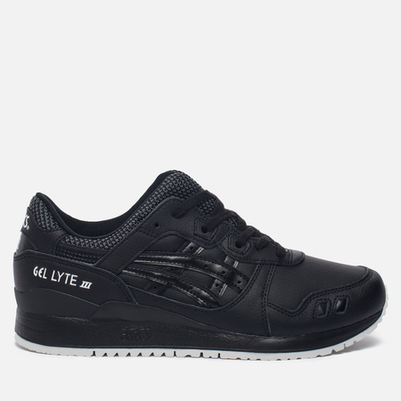 Кроссовки ASICS Gel-Lyte III Leather Black/Black