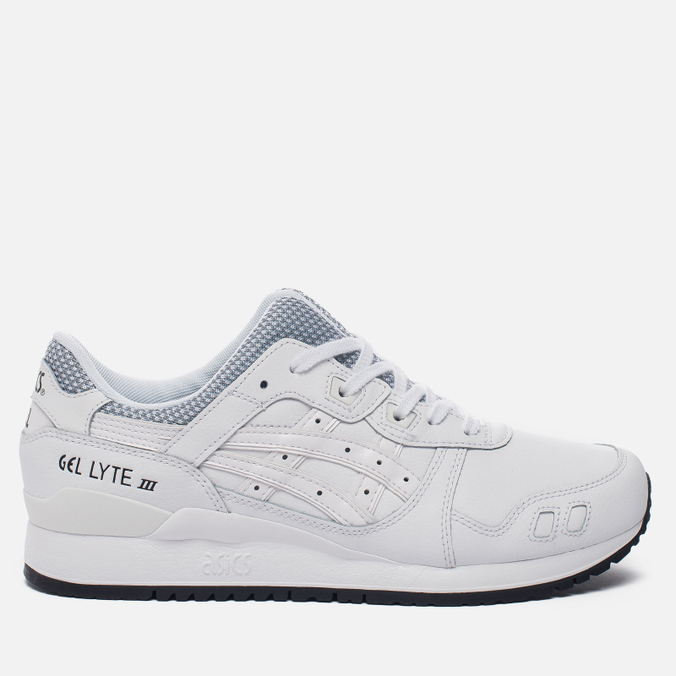 Кроссовки ASICS Gel-Lyte III Leather White/White