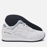 Кроссовки ASICS Gel-Lyte III Leather White/White фото- 2