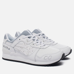 Кроссовки ASICS Gel-Lyte III Leather White/White фото- 1