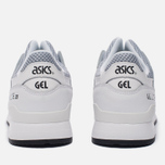 Кроссовки ASICS Gel-Lyte III Leather White/White фото- 3
