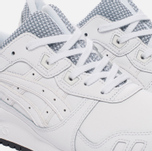 Кроссовки ASICS Gel-Lyte III Leather White/White фото- 5