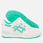 ASICS Gel-Lyte III Maldives Pack Lily Sneakers White/Aqua Green photo- 2