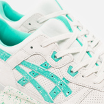 ASICS Gel-Lyte III Maldives Pack Lily Sneakers White/Aqua Green photo- 5