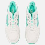 ASICS Gel-Lyte III Maldives Pack Lily Sneakers White/Aqua Green photo- 4