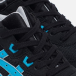 Кроссовки ASICS Gel-Lyte III Metro Pack Black/Atomic Blue фото- 4