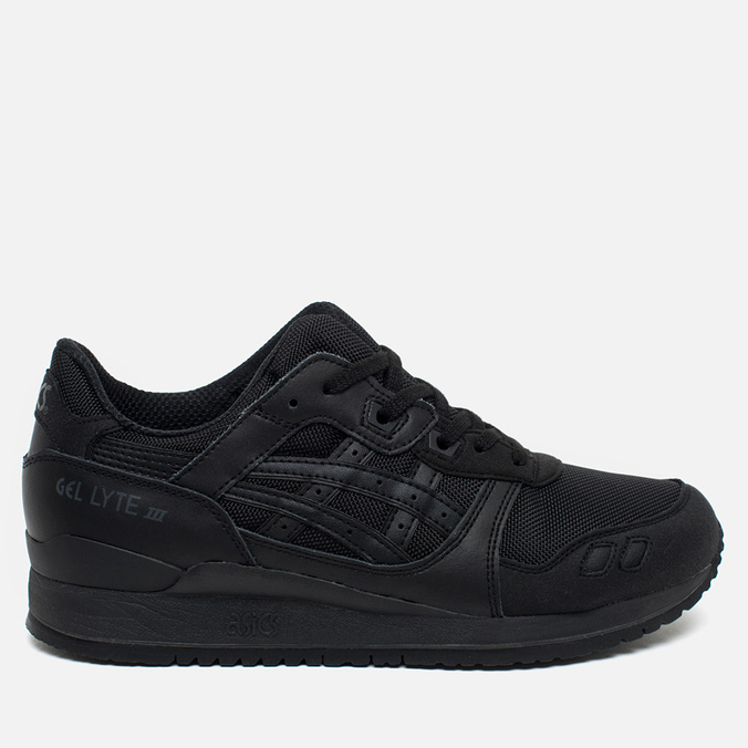 Кроссовки ASICS Gel-Lyte III Monochrome Pack Black/Black