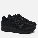 Кроссовки ASICS Gel-Lyte III Monochrome Pack Black/Black фото- 1