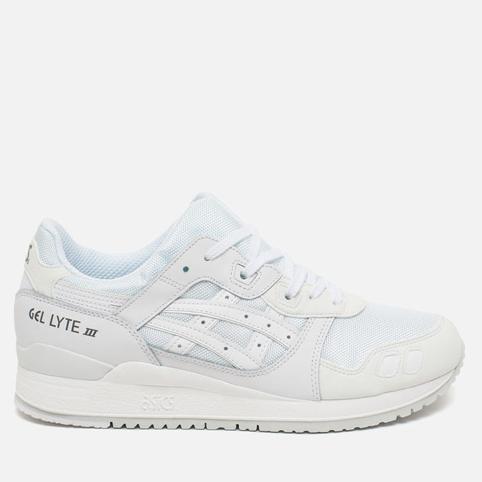 Кроссовки ASICS Gel-Lyte III Monochrome Pack White/White