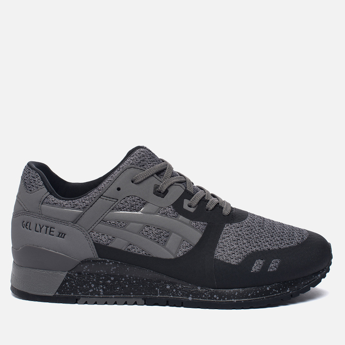 Кроссовки ASICS Gel-Lyte III NS Uniform Pack Black/Carbon