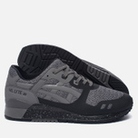 Кроссовки ASICS Gel-Lyte III NS Uniform Pack Black/Carbon фото- 1