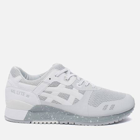 Кроссовки ASICS Gel-Lyte III NS Uniform Pack Glacier Grey/White
