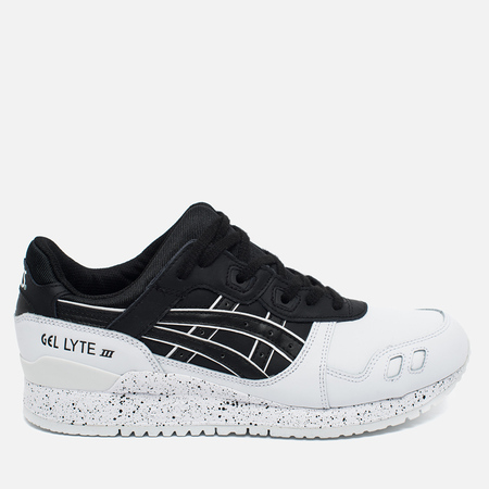 Кроссовки ASICS Gel-Lyte III Oreo Pack Black