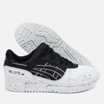 Кроссовки ASICS Gel-Lyte III Oreo Pack Black фото- 1