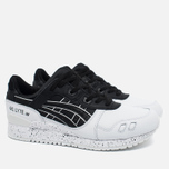 Кроссовки ASICS Gel-Lyte III Oreo Pack Black фото- 2
