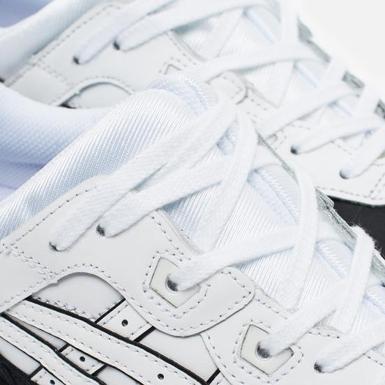 Кроссовки ASICS Gel-Lyte III Oreo Pack White