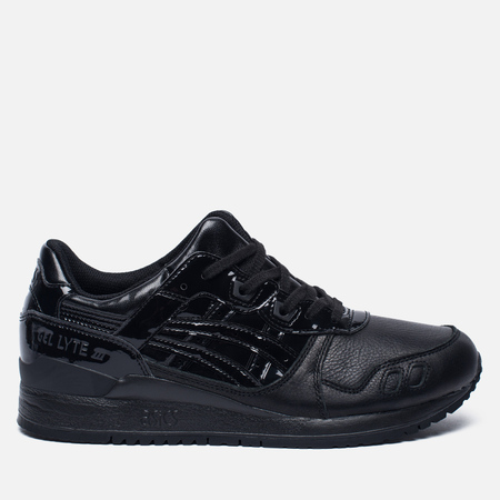 Кроссовки ASICS Gel-Lyte III Polished Pack Black/Black
