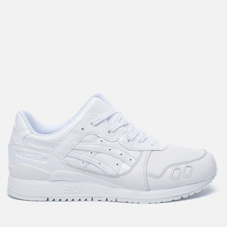 Кроссовки ASICS Gel-Lyte III Polished Pack White/White