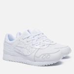 Кроссовки ASICS Gel-Lyte III Polished Pack White/White фото- 1