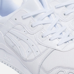 Кроссовки ASICS Gel-Lyte III Polished Pack White/White фото- 5