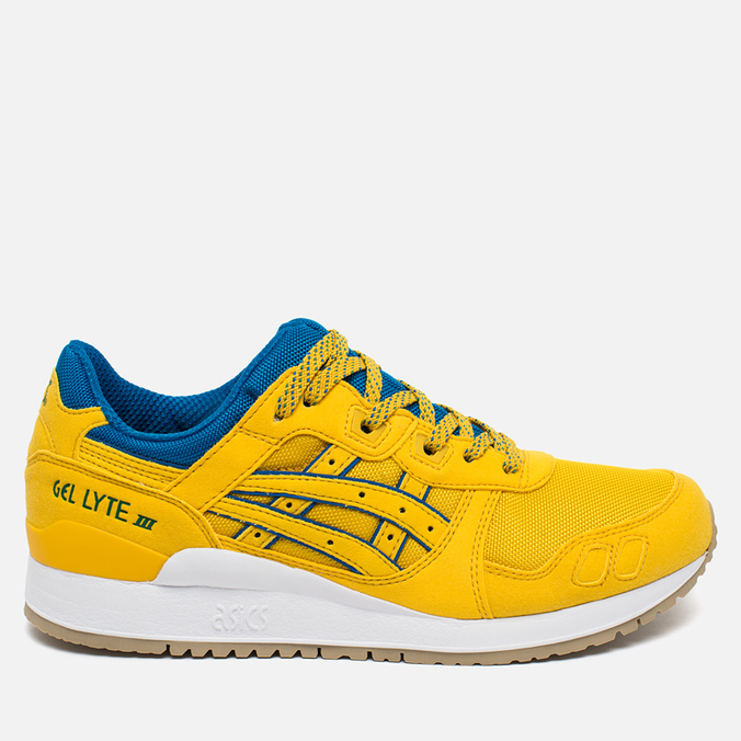 Кроссовки ASICS Gel-Lyte III Rio Pack Yellow/Blue