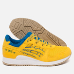 ASICS Gel-Lyte III Rio Pack Sneakers Yellow/Blue photo- 2