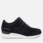 Кроссовки ASICS Gel-Lyte III Rose Gold Pack Black фото- 0
