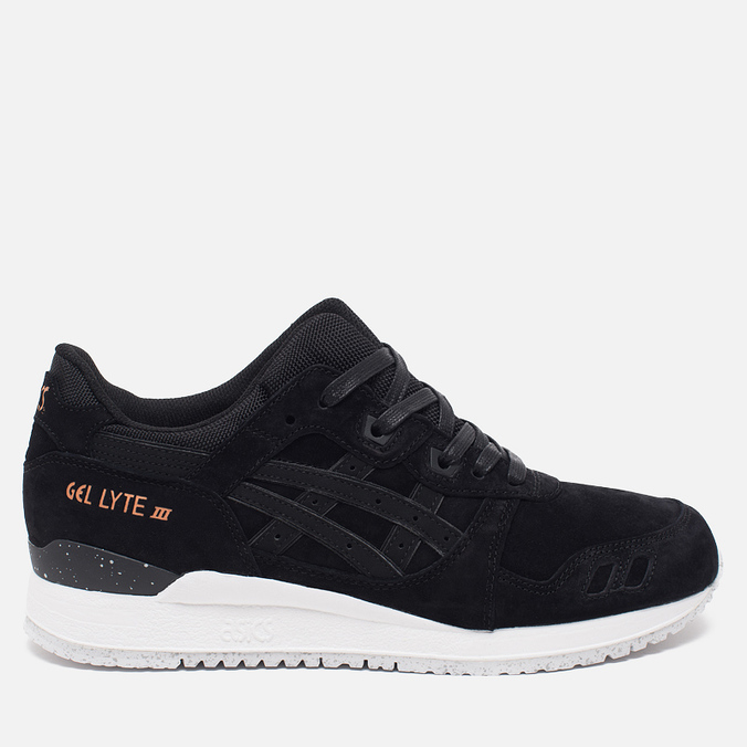 Кроссовки ASICS Gel-Lyte III Rose Gold Pack Black