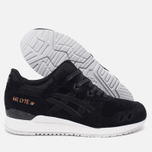 Кроссовки ASICS Gel-Lyte III Rose Gold Pack Black фото- 2