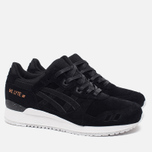 Кроссовки ASICS Gel-Lyte III Rose Gold Pack Black фото- 1