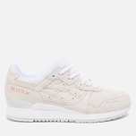 Кроссовки ASICS Gel-Lyte III Rose Gold Pack White/White фото- 0