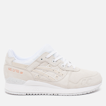 Кроссовки ASICS Gel-Lyte III Rose Gold Pack White/White
