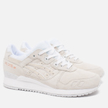 Кроссовки ASICS Gel-Lyte III Rose Gold Pack White/White фото- 1