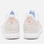 Кроссовки ASICS Gel-Lyte III Rose Gold Pack White/White фото- 3
