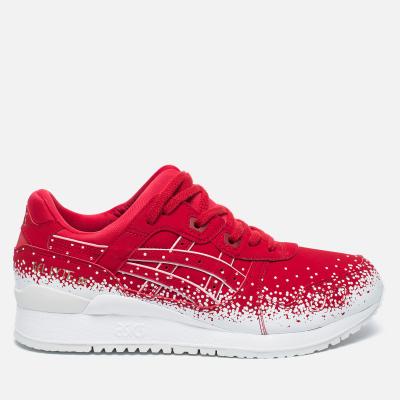 ASICS Gel-Lyte III Snow Flake Red/Red