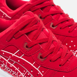 Кроссовки ASICS Gel-Lyte III Snow Flake Red/Red фото- 5