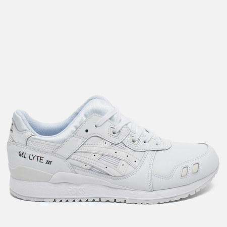 Кроссовки ASICS Gel-Lyte III Triple Leather White