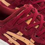 Кроссовки ASICS Gel-Lyte III Vegetan Pack Burgundy/Tan фото- 5