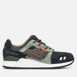 Кроссовки ASICS Gel-Lyte III Winter Trail Pack Black/Olive/Orange фото- 0