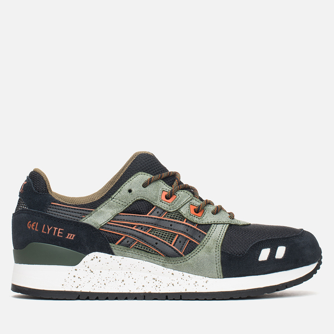 Кроссовки ASICS Gel-Lyte III Winter Trail Pack Black/Olive/Orange