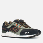 Кроссовки ASICS Gel-Lyte III Winter Trail Pack Black/Olive/Orange фото- 1