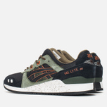 Кроссовки ASICS Gel-Lyte III Winter Trail Pack Black/Olive/Orange фото- 2