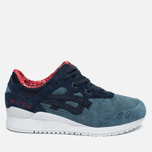 Кроссовки ASICS Gel-Lyte III XMAS Pack Blue Mirage/Indian Ink фото- 0